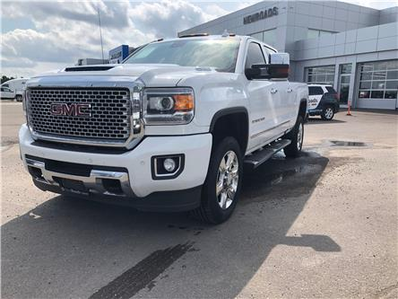 2017 GMC Sierra 2500HD Denali (Stk: F124270A) in Newmarket - Image 1 of 29