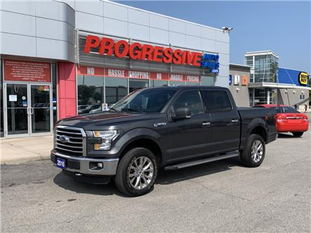 2016 Ford F-150 XL (Stk: GFA32363) in Sarnia - Image 1 of 16