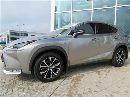 2017 Lexus NX 200t Base (Stk: X9153L) in London - Image 1 of 23