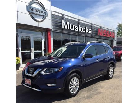 2017 Nissan Rogue SV (Stk: 19092A) in Bracebridge - Image 1 of 16