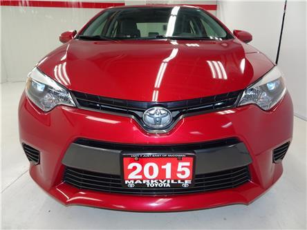 2015 Toyota Corolla LE (Stk: 36567U) in Markham - Image 2 of 10