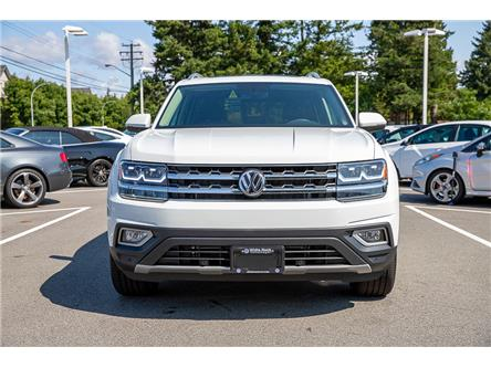 2019 Volkswagen Atlas 3.6 FSI Highline (Stk: KA595773) in Vancouver - Image 2 of 30