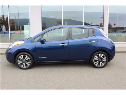 2017 Nissan LEAF SV (Stk: P0222) in Nanaimo - Image 2 of 9