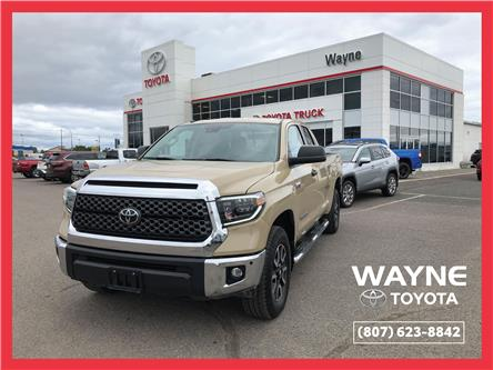 2019 Toyota Tundra SR5 Plus 5.7L V8 (Stk: 11000) in Thunder Bay - Image 1 of 30