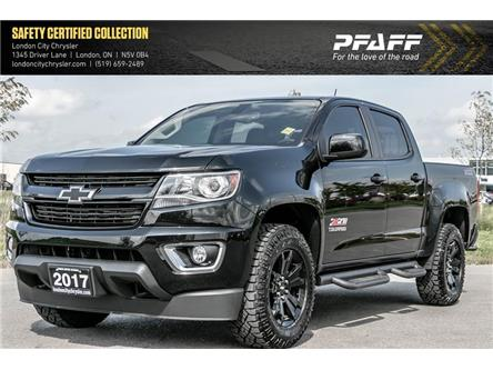 2017 Chevrolet Colorado Z71 (Stk: LC9904A) in London - Image 1 of 22
