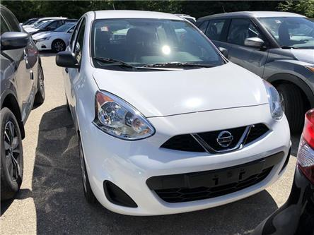 2019 Nissan Micra SV (Stk: RY192019) in Richmond Hill - Image 1 of 5