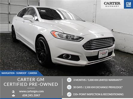 2014 Ford Fusion SE (Stk: Z9-22681) in Burnaby - Image 1 of 26