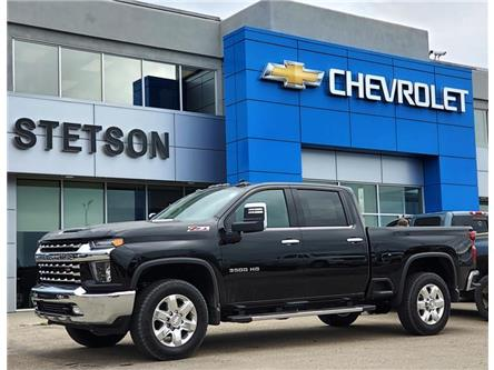 2020 Chevrolet Silverado 3500HD LTZ (Stk: 20-010) in Drayton Valley - Image 1 of 8