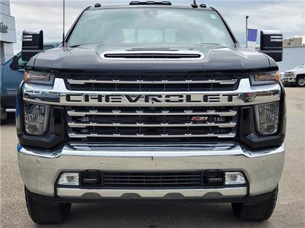 2020 Chevrolet Silverado 3500HD LTZ (Stk: 20-010) in Drayton Valley - Image 2 of 8