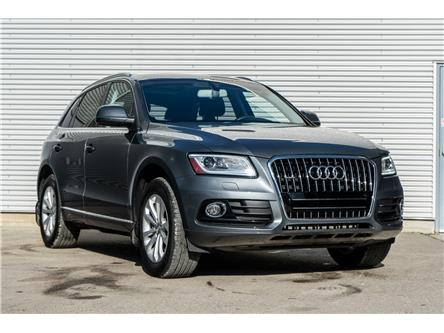 2014 Audi Q5 2.0 Technik (Stk: N5143A) in Calgary - Image 1 of 16