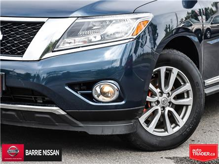 2016 Nissan Pathfinder SL (Stk: 19627A) in Barrie - Image 2 of 28
