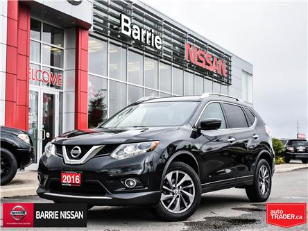 2016 Nissan Rogue SL Premium (Stk: P4577A) in Barrie - Image 1 of 28