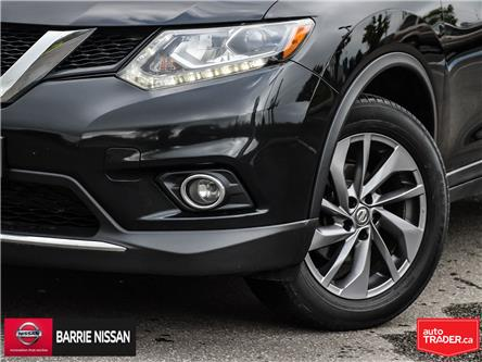 2016 Nissan Rogue SL Premium (Stk: P4577A) in Barrie - Image 2 of 28