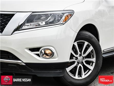 2015 Nissan Pathfinder SL (Stk: 19519A) in Barrie - Image 2 of 28