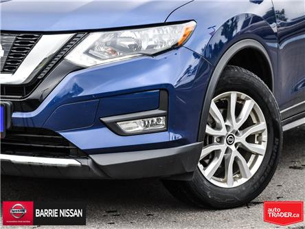 2017 Nissan Rogue SV (Stk: P4607) in Barrie - Image 2 of 27