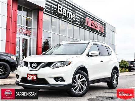 2015 Nissan Rogue SL (Stk: P4608) in Barrie - Image 1 of 27
