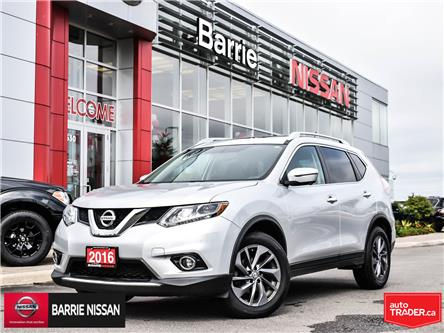 2016 Nissan Rogue SL Premium (Stk: P4594) in Barrie - Image 1 of 26