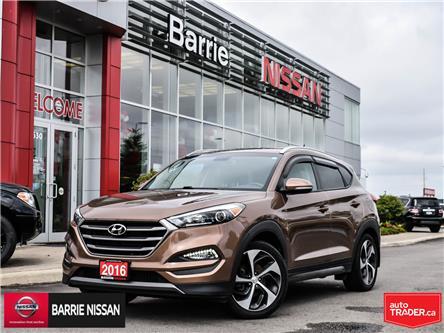 2016 Hyundai Tucson Premium 1.6 (Stk: 19078A) in Barrie - Image 1 of 24
