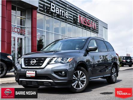 2019 Nissan Pathfinder SV Tech (Stk: P4614) in Barrie - Image 1 of 26