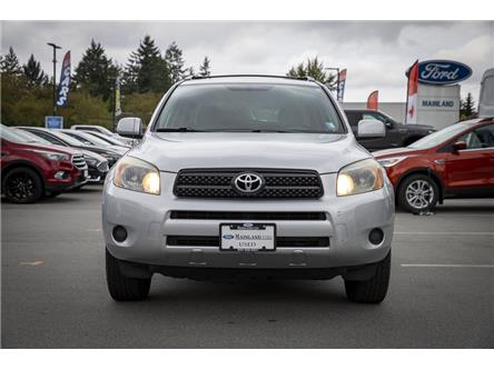 2007 Toyota RAV4 Base (Stk: 9F11111A) in Vancouver - Image 2 of 25