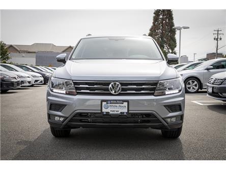 2019 Volkswagen Tiguan Comfortline (Stk: KT190446) in Vancouver - Image 2 of 24