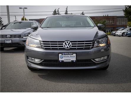 2012 Volkswagen Passat 2.0 TDI Highline (Stk: VW0961) in Vancouver - Image 2 of 23
