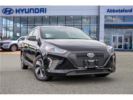 2019 Hyundai Ioniq Hybrid Preferred (Stk: KI167278) in Abbotsford - Image 1 of 27