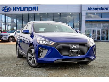 2019 Hyundai Ioniq Plug-In Hybrid Ultimate (Stk: KI174663) in Abbotsford - Image 1 of 26