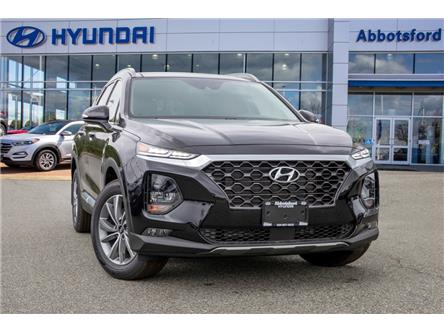 2020 Hyundai Santa Fe Preferred 2.4 w/Sun & Leather Package (Stk: LF140745) in Abbotsford - Image 1 of 27