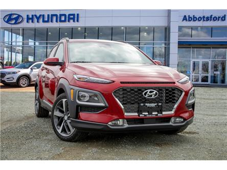 2020 Hyundai Kona 1.6T Ultimate (Stk: LK420499) in Abbotsford - Image 1 of 27