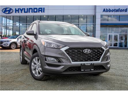 2020 Hyundai Tucson Preferred w/Sun & Leather Package (Stk: LT099140) in Abbotsford - Image 1 of 26