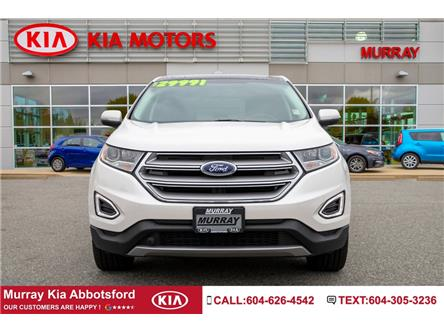 2016 Ford Edge Titanium (Stk: TL07269A) in Abbotsford - Image 2 of 20