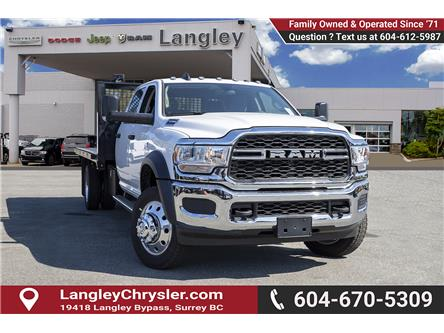 2019 RAM 5500 Chassis Tradesman/SLT/Laramie/Limited (Stk: K569346) in Surrey - Image 1 of 19