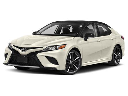 2019 Toyota Camry XSE (Stk: N21219) in Goderich - Image 1 of 9