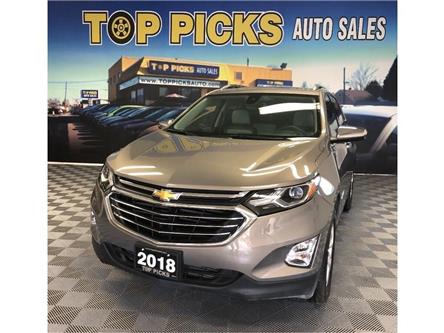 2018 Chevrolet Equinox Premier (Stk: 100031) in NORTH BAY - Image 1 of 29