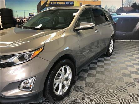2018 Chevrolet Equinox Premier (Stk: 100031) in NORTH BAY - Image 2 of 29