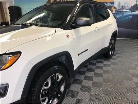 2018 Jeep Compass Trailhawk (Stk: 412499) in NORTH BAY - Image 2 of 29