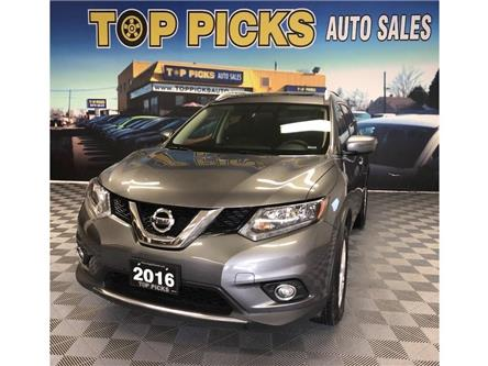 2016 Nissan Rogue SV (Stk: 840717) in NORTH BAY - Image 1 of 29