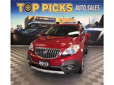 2013 Buick Encore Convenience (Stk: 175452) in NORTH BAY - Image 1 of 29