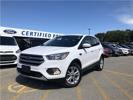 2017 Ford Escape SE (Stk: ES191011A) in Barrie - Image 1 of 20