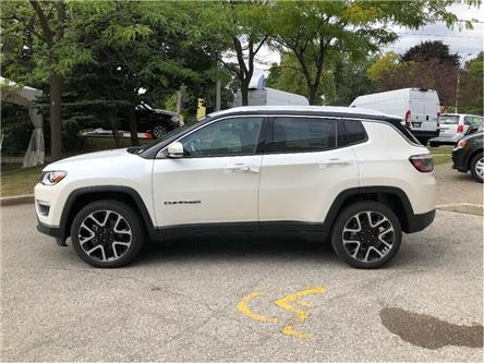 2020 Jeep Compass Limited (Stk: 204011) in Toronto - Image 2 of 18