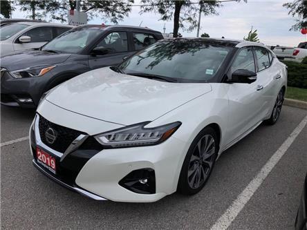 2019 Nissan Maxima Platinum (Stk: Y4512) in Burlington - Image 1 of 5