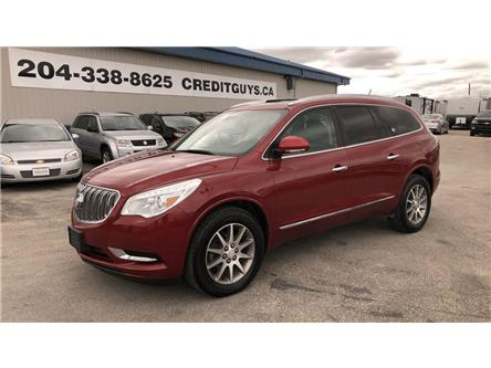 2014 Buick Enclave Leather (Stk: I7786) in Winnipeg - Image 1 of 25
