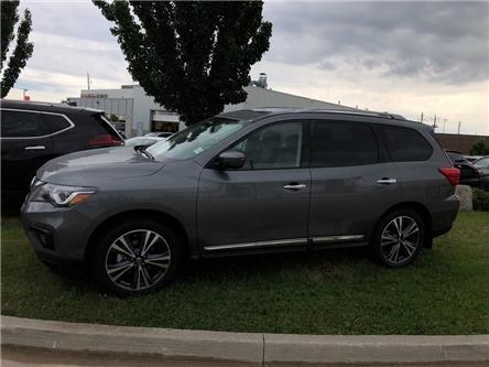 2019 Nissan Pathfinder Platinum (Stk: Y4064) in Burlington - Image 2 of 5