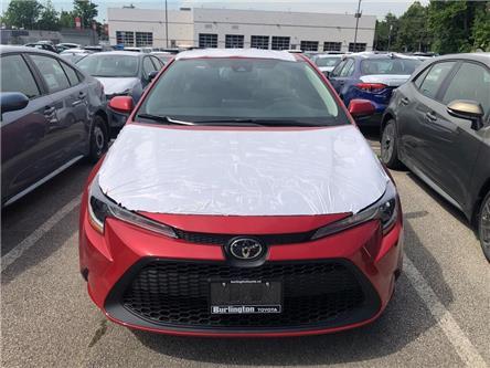 2020 Toyota Corolla LE (Stk: 202090) in Burlington - Image 2 of 5