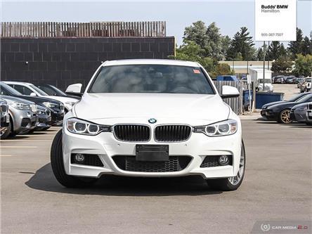 2015 BMW 335i xDrive (Stk: B10427A) in Hamilton - Image 2 of 28