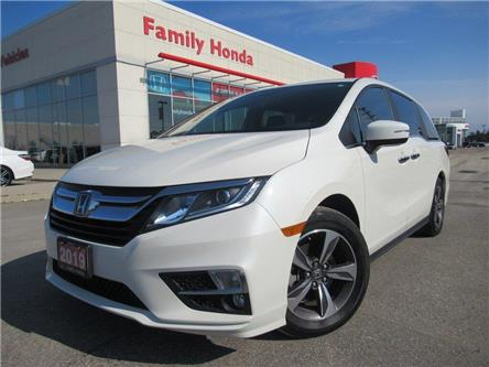 2019 Honda Odyssey EX-L | BIG SAVINGS | CRAZY INCENTIVES! (Stk: 9501345) in Brampton - Image 1 of 30