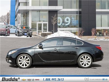 2012 Buick Regal Turbo (Stk: X49072AA) in Oakville - Image 2 of 25