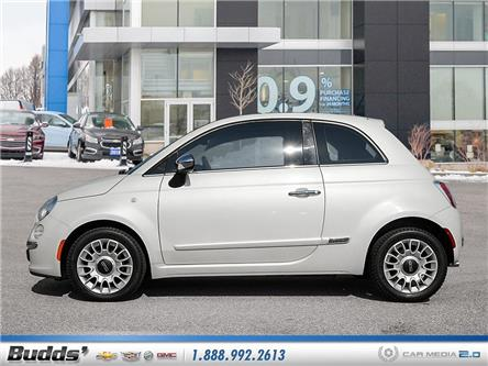 2012 Fiat 500 Lounge (Stk: XT7208LA) in Oakville - Image 2 of 25