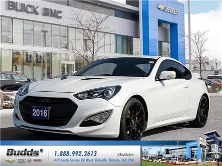2016 Hyundai Genesis Coupe 3.8 GT (Stk: CV9017AA) in Oakville - Image 1 of 25